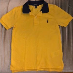Polo boys collar shirt  size 4t